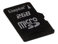 68% Off was $24.99, now is $7.99! Kingston 2 GB microSD Flash Memory Card SDC/2GB + Free Shipping