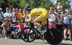 """Bradley Wiggins responds to innuendoes and whispers. """"He spoke for a lot of people who have their achievements called into doubt. I totally agree with the sentiment, I like the passion and back him 100 per cent."""
