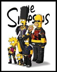 Black - Simpsons.