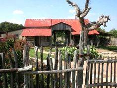 Clear Springs Log Cabin - Fredericksburg - rentals