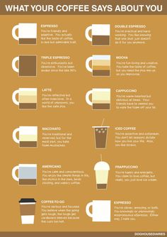Hahaha I love mine XD two of them say that I don't really like coffee