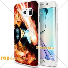 New OnePiece Anime Cartoon Manga Cell Phone45 S6 Edge Case, For-You-Case Samsung S6 Edge White Silicone Case Cover NEW fashionable Unique Design