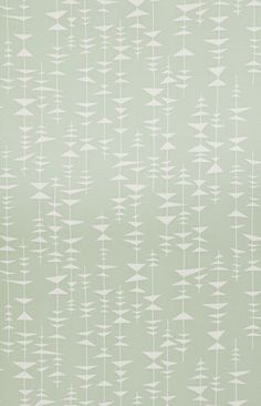 Ditto Julep Wallpaper by MissPrint - wallpaper in Sveas room in the summerhouse Green Wallpaper, Wall Wallpaper, Wallpaper Ideas, Latest Colour, Pretty Wallpapers, Wall Treatments, Stickers, Designer Wallpaper, Modern Wall