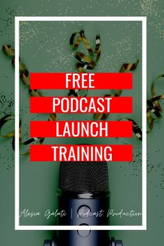 Access the Launch your Podcast Training! It includes a recorded workshop, gear checklist, and how-to that will get you started on the right foot. Working Mom Tips, Business Entrepreneur, Money Management, Workshop, Product Launch, Training, Female, Blog, Atelier