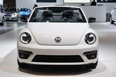 2014 VW Beetle. My new car but I got a red TDI