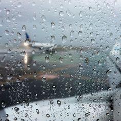 At San Francisco Airport.