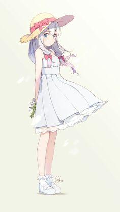Read manga – english anime dep 1 sagiri izumi eromanga sensei – About Anime Anime Chibi, Lolis Anime, Chica Anime Manga, Manga Kawaii, Loli Kawaii, Kawaii Anime Girl, Manga Girl, Art Manga, Anime Girl Cute