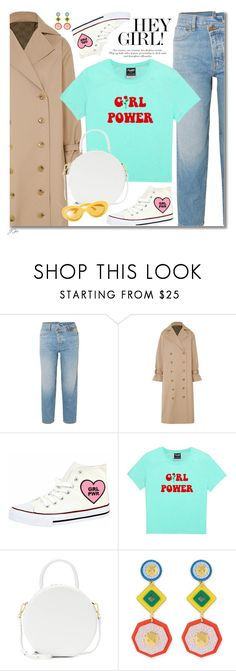 """""""Top Fashion Products Outfit of the Day 3/8/18"""" by jgee67 ❤ liked on Polyvore featuring Monse, Totême, Mansur Gavriel, Henri Bendel, polyvoreblogger and polyvoreeditorial"""
