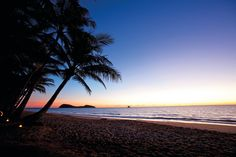 Enjoy the beautiful Sunrise in Palm Cove, Tropical North Queensland. #TropicalNorth #sunrise