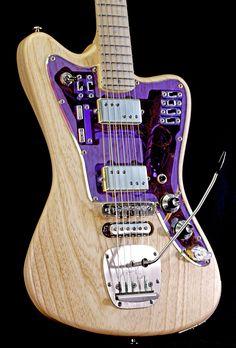 Guitar Collection, Beautiful Guitars, Guitar Design, Big Waves, Cool Guitar, Music Stuff, Ukulele, Product Design, Bass