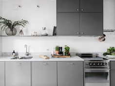 Gravity Home — Scandinavian apartment   photos by Anders...