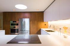 Phildelphia Mid-Century Modern Coveney House designed by architect Richard Neutra