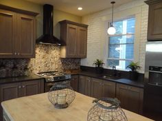 Using texture in the kitchen and throughout the home.