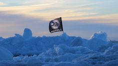 The Arctic Kiteboarding Challenge with Cabrinha Kiteboarding!  Stunning cinematic shots amongst the worlds biggest ice sliders...
