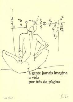 Poesia de Alice Ruiz Desenhos de Leila Pugnaloni