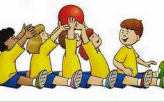 Gross motor skills and team work Physical Activities For Kids, Pe Activities, Motor Skills Activities, Gross Motor Skills, Preschool Activities, Kids Gym, Yoga For Kids, Exercise For Kids, Crossfit Kids