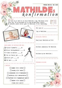 Quiz som underholdning til din næste fest ⋆ Magiske Tider Quiz, Future Baby, Bookmarks, Activities For Kids, Party Themes, Diy And Crafts, Singing, How To Make, Cornelius