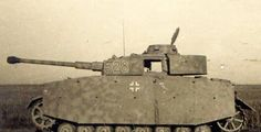 Panzer IV Ausf G tank, number 528, 12 Division Normandy 1944