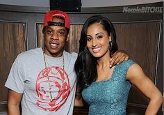Jay-Z and Skylar Diggins 2