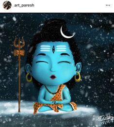 Angry Lord Shiva, Lord Shiva Pics, Lord Shiva Hd Images, Lord Shiva Family, Cute Krishna, Krishna Art, Shri Ganesh, Shiva Art, Durga