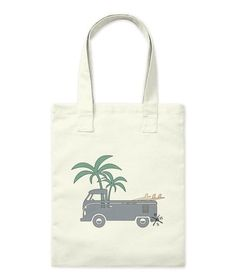 Men's Friday Afternoon Vintage Surf Bus Tote