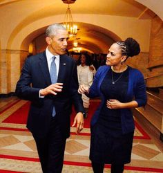 Ava DuVernay (@ava) | Twitter One last day. To salute the President. To respect the President. To work with him. The time will come again. But for now, farewell, @POTUS.