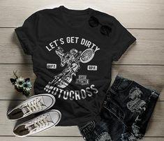 7f6a1a0b 11 Best Motocross T Shirts images | Camisetas, Sudaderas, Moda masculina
