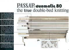 Passap Duomatic 80 Parts images
