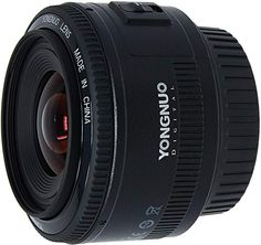 There is always many products on sae upto - YONGNUO Lens AF/MF Wide-Angle Fixed/Prime Auto Focus Lens for Canon EF Mount EOS Camera - Super Shop Best 35mm Camera, Nikon Digital Camera, Camera Nikon, Digital Cameras, Eos, Gopro, Lente Canon, Fixed Lens, Prime Lens