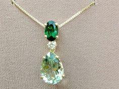 Gioielleria Bagnoli: EPIFANIA DI GIOIELLI Prasiolite, Pendant Necklace, Jewelry, Fashion, Gold, Moda, Jewlery, Jewerly, Fashion Styles