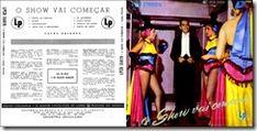 Vinil Campina: Cauby Peixoto - 1956 - O Show vai começar