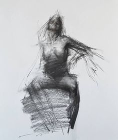 "Saatchi Art Artist Zin Lim; Drawing, ""Allegro no.70 (Spiccato)"" #art"