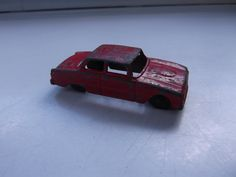 Vintage 1960s Tootsietoy Ford Falcon by tntcollectibles on Etsy, $5.50