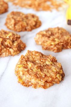 Vegan banana coconut cookies are soft, super chewy, and made with just 2 ingredients! Yes, you read that right. TWO INGREDIENTS! Insert high five, muscle flex, heart-eyed emojis here. Sometimes I love going all out with elaborate, impressive recipes, but other times I cherish a quick, easy, treat. These cookies fit that description perfectly. First of...