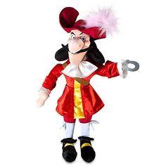 "Peter Pan: Captain Hook Plush -- 20"" High , http://www.amazon.com/dp/B007B2S4HQ/ref=cm_sw_r_pi_dp_0kL8pb1GEFVBV"