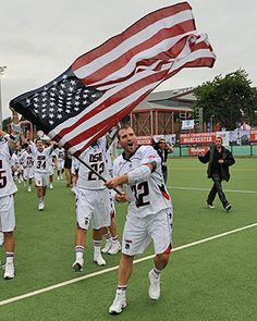 Golden Boys: Team USA Rules World Again | Lacrosse Magazine