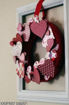 Last Minute Valentine's Ideas {or Inspiration to tuck away for next year!} - Sunday Showcase Features - bystephanielynn