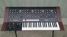 MATRIXSYNTH: YAMAHA CS40M programmable monophonic synthesizer