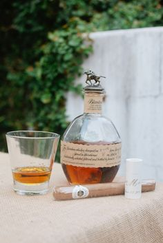 Cigars and Whiskey.  Photography by Magnolia Pair.