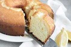 East Street Lemon Cake - A timeless, classic lemon cake from the queen of desserts, Maida Heatter, with a lovely texture and brushed with a lemon juice and sugar glaze. Baking Recipes, Cake Recipes, Dessert Recipes, Lemon Desserts, Lemon Recipes, Frosting Recipes, Casserole Recipes, Sweet Recipes, Breakfast Recipes
