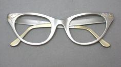 Vintage aluminum frames
