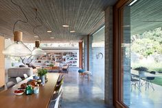 contemporary-architecture_190415_16 - great use of concrete and timber