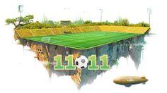 1111 Футбольный менеджер