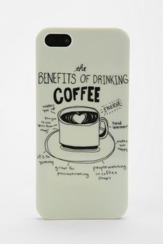 Coffee iPhone 5 Case.