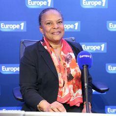 Christiane Taubira invitée du Club de la presse le 5 mai