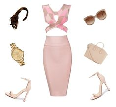 """""""Untitled #1227"""" by jeansfitright14 ❤ liked on Polyvore featuring Posh Girl, Liliana, Givenchy, STELLA McCARTNEY and Lacoste"""