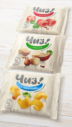 CHEESE! packaging on Behance