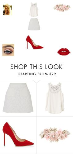 """""""my cousin designed this :D"""" by funny-babe02 on Polyvore featuring beauty, Lipsy, RVCA and Accessorize"""