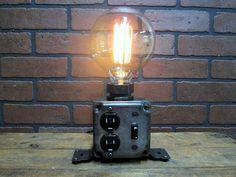 Lámpara de mesa lámpara  carga  cargador de teléfono celular