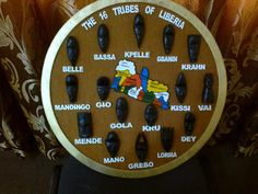 16 Tribes of Liberia
